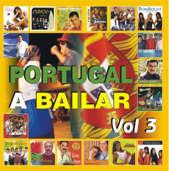 Portugal a Bailar Vol. 3