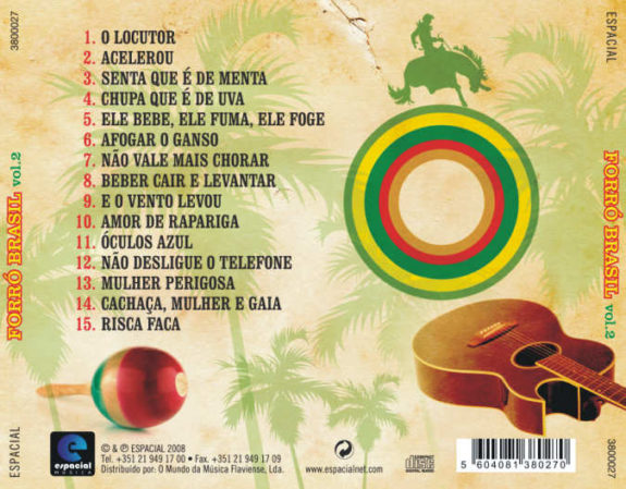 Forró Brasil Vol. 2