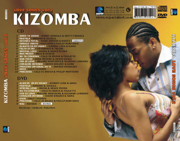 Kizomba - Love Songs Vol. 2