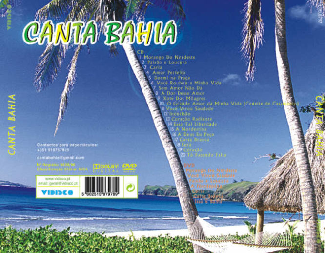 Canta Bahia - Best of