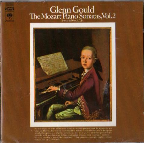 The Mozart Piano e Sonatas,Vol2