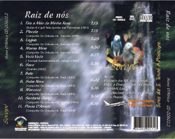 SOCOPÉ -RAIZ DE NÓS