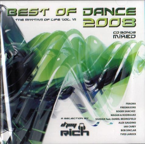 Best Of Dance 2008 2 Cds