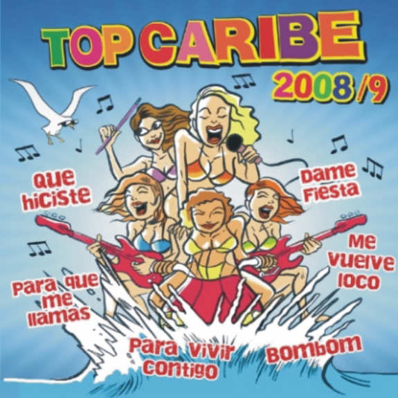 Top Caribe 2008-9
