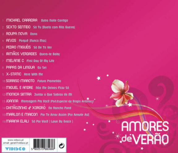 Amores de verão 2008