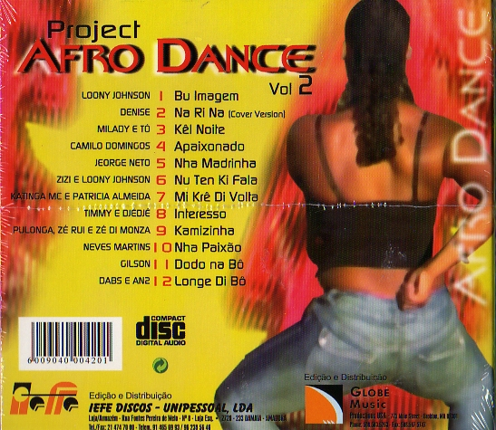 Project Afro Dance - vol2