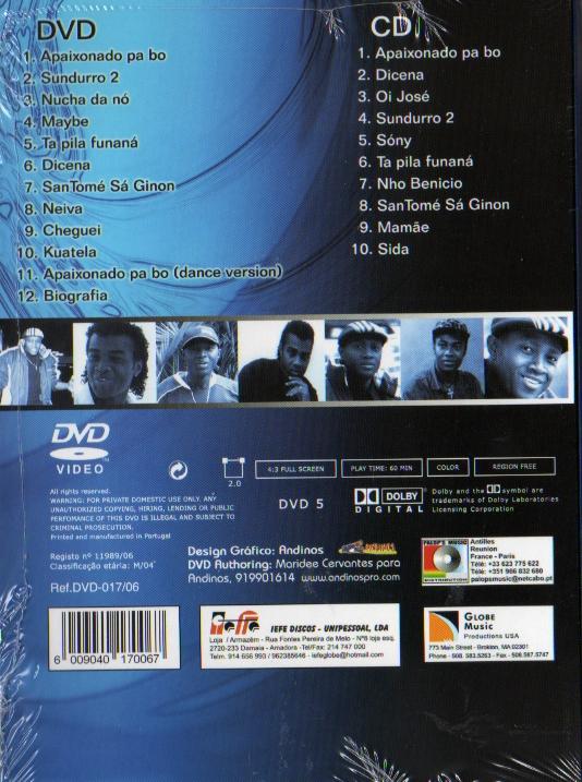 Homenagem a Camilo Domingos - CD + DVD