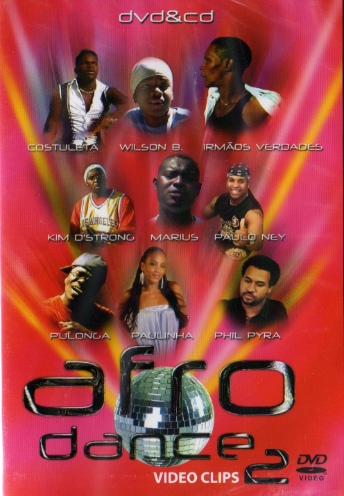 Afro Dance 2 - CD + DVD