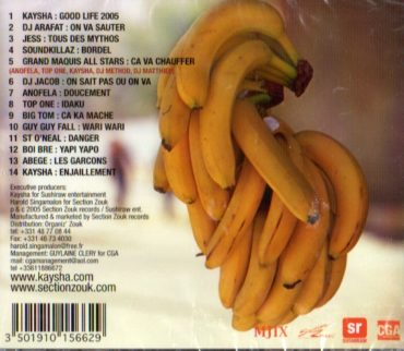 African Music Extra Ordinaire
