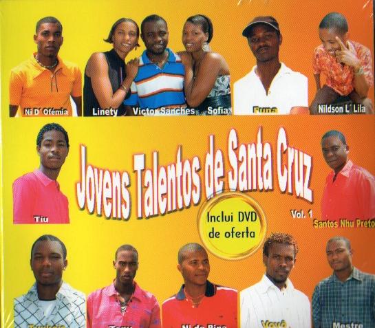 Jovens Talentos de Santa Cruz - Vol1
