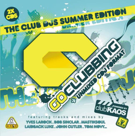 Go Clubbing 2 Cds