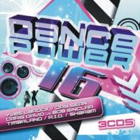 Dance Power 16 3 CDs