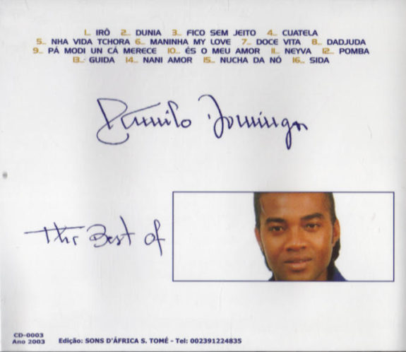 Camilo Domingos - The Best Of