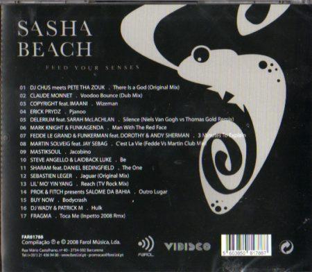 Sasha Beach Summer Sessions