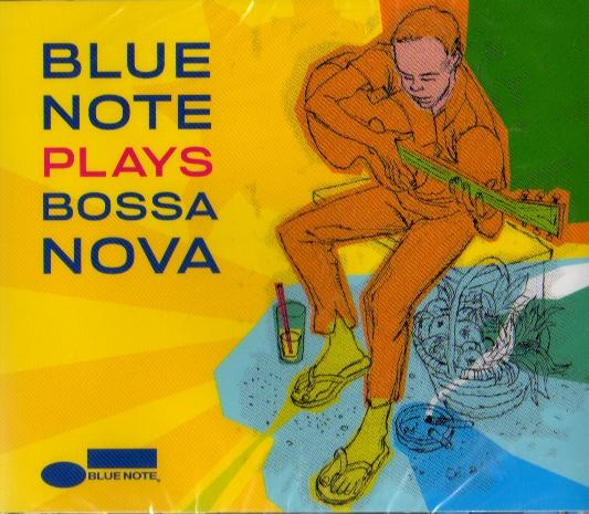 Blue Note Plays Bossa Nova 3 CDs