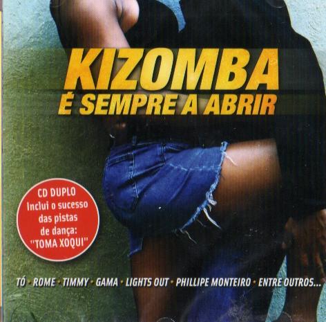 Kizomba é Sempre a Abrir 2 Cds