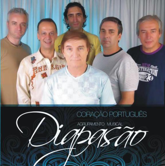 Diapasão - Coração português