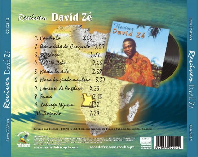 Reviver David Zé - Angola Anos de Ouro