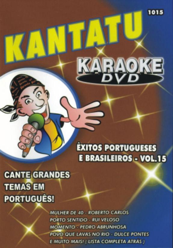 Êxitos Portugueses e Brasileiros Vol.15