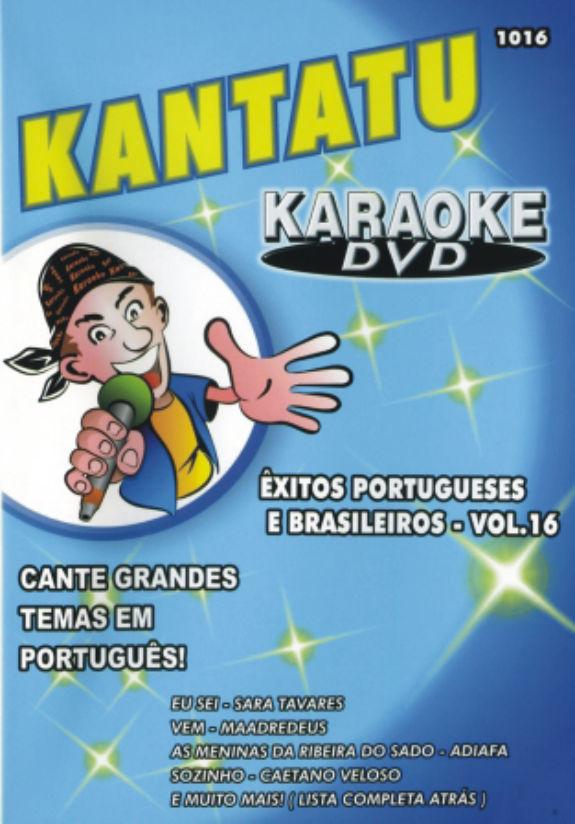 Êxitos Portugueses e Brasileiros Vol.16