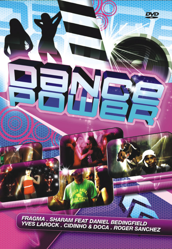 Dance Power - DVD