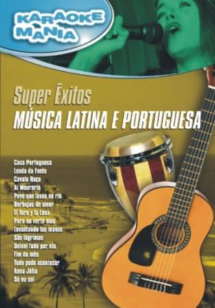 Super Êxitos da Música Latina e Portuguesa