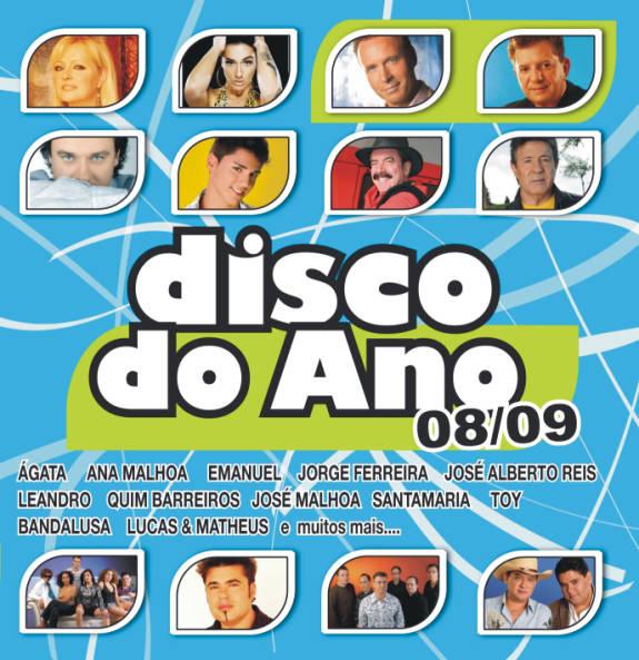 Disco do Ano 2008/2009