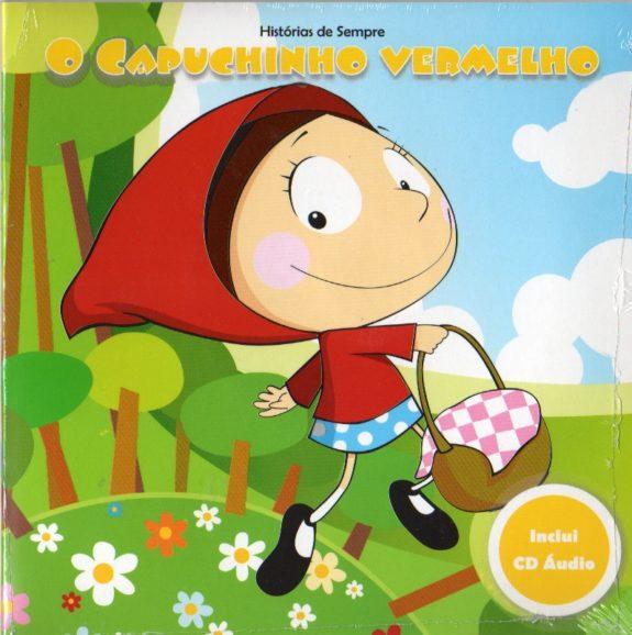 O Capuchinho Vermelho - Livro+CD