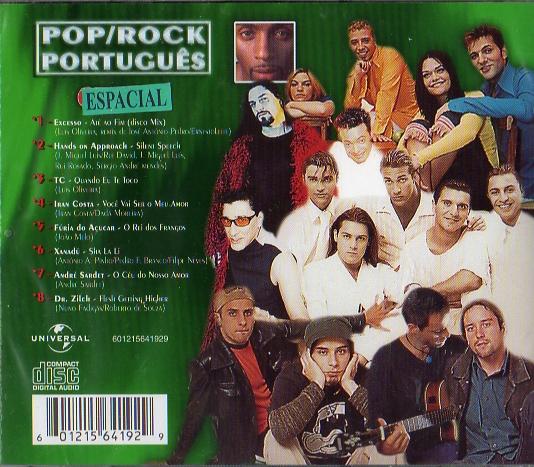 Pop/Rock Português