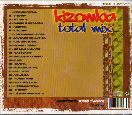 Total mix