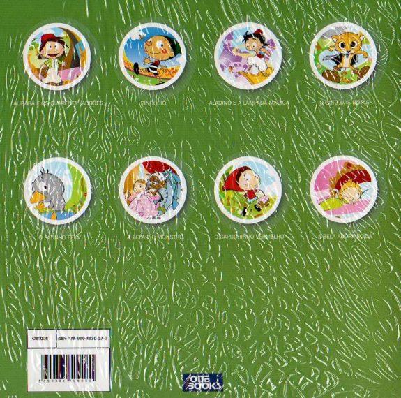 A Branca de Neve e os Sete Anões -Livro+CD