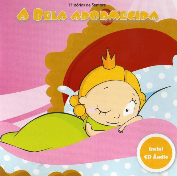 A Bela Adormecida -Livro+CD