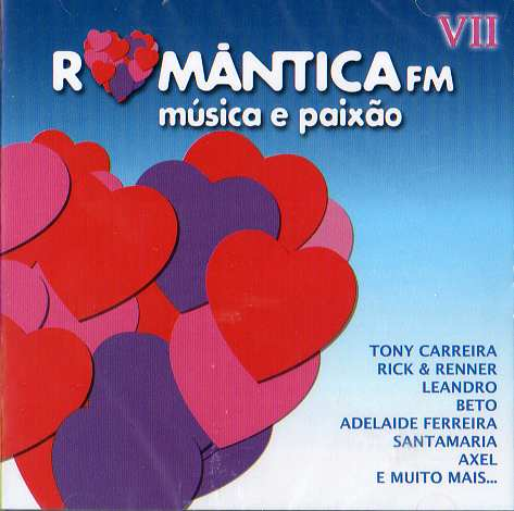 Romantica FM Música e Paixão vol VII