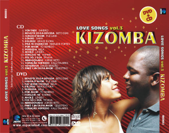 Kizomba - Love Songs Vol. 3