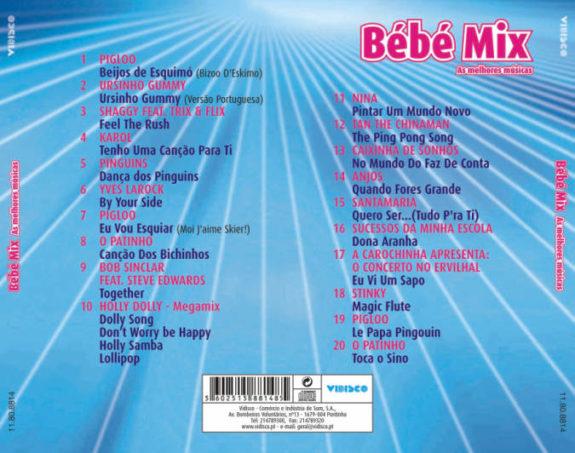 As Melhores Musicas - CD