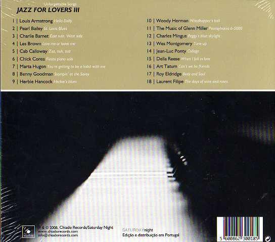 Jazz For Lovers III