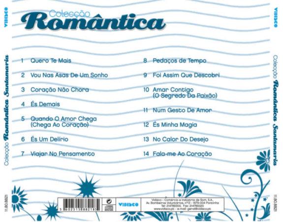 Santamaria - Colecção Romântica