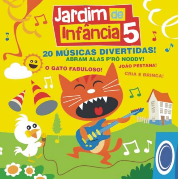 Jardim de Infância - Vol.5
