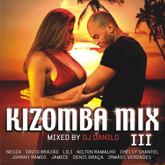 Kizomba Mix III - Mixed By DJ Danilo 2CDs
