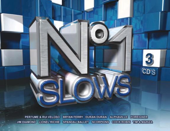 Nº1 Slows - 3 CDs