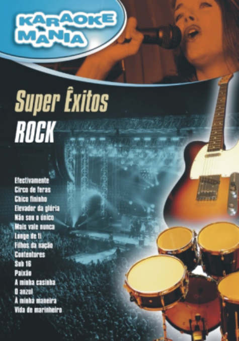 Super êxitos do Rock
