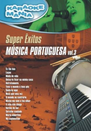 Super Êxitos da Música Portuguesa Vol.3