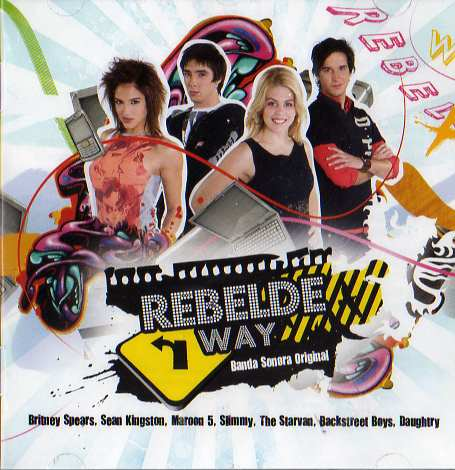 Rebelde Way - Banda sonora original