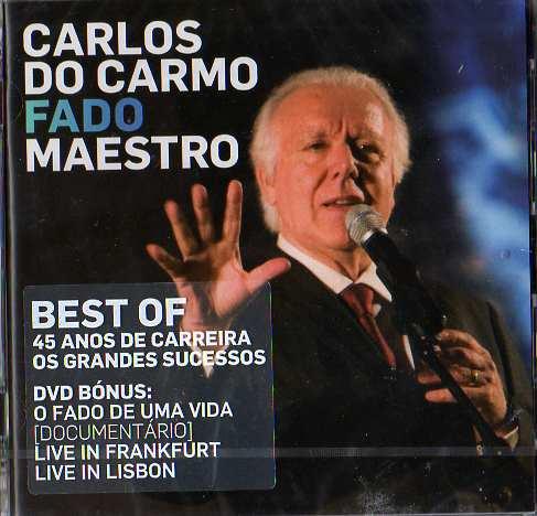 Fado Maestro CD+DVD