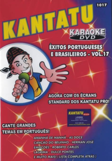 """Êxitos Portugueses e Brasileiros Vol.17"""""""