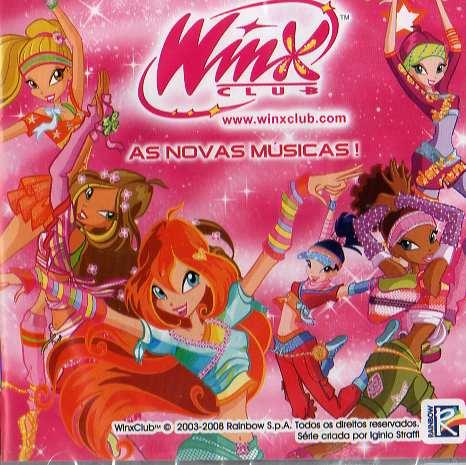 As Novas Músicas - Winx Club