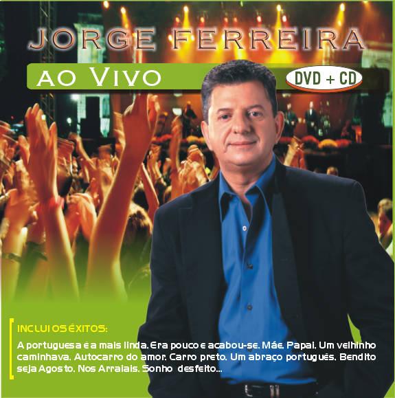 Jorge Ferreira - Ao vivo