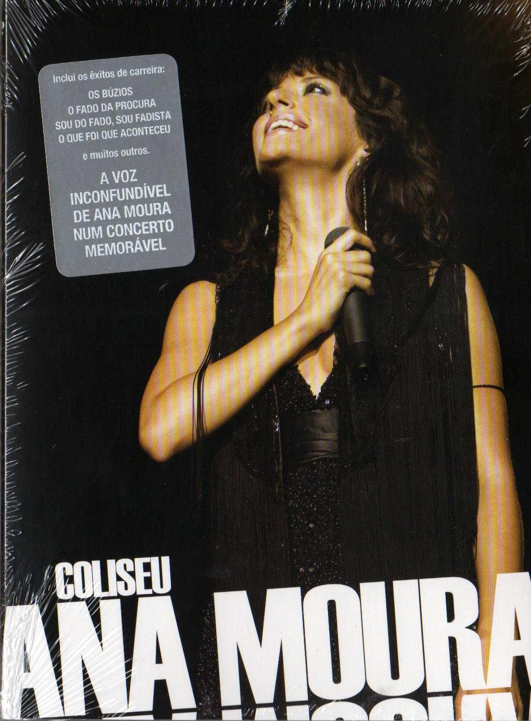 Coliseu DVD
