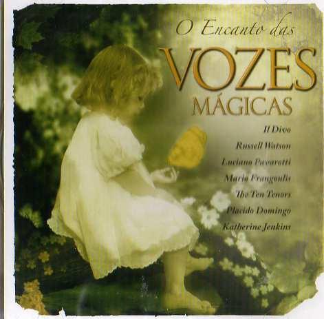 O Encanto das Vozes Mágicas