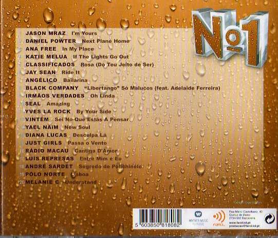 Nº1 2008